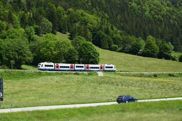 Bayerische Oberlandbahn BOB