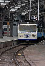 Bayerische Zugspitzbahn zu Besuch in Köln