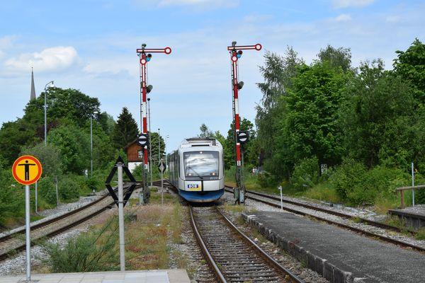 Bayerischen Oberlandbahn