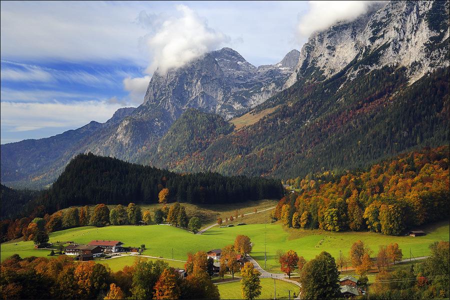 ... Bayerischer Herbst ...