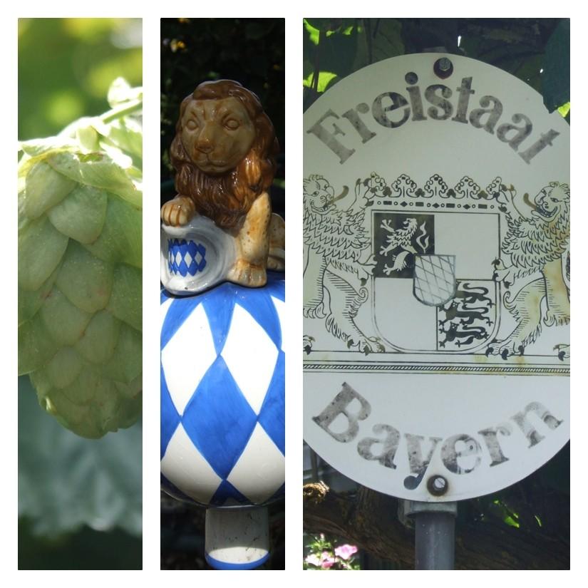 Bayerischer Schrebergarten