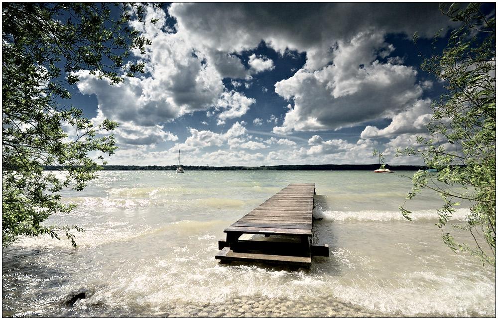 Bayerisches Meer