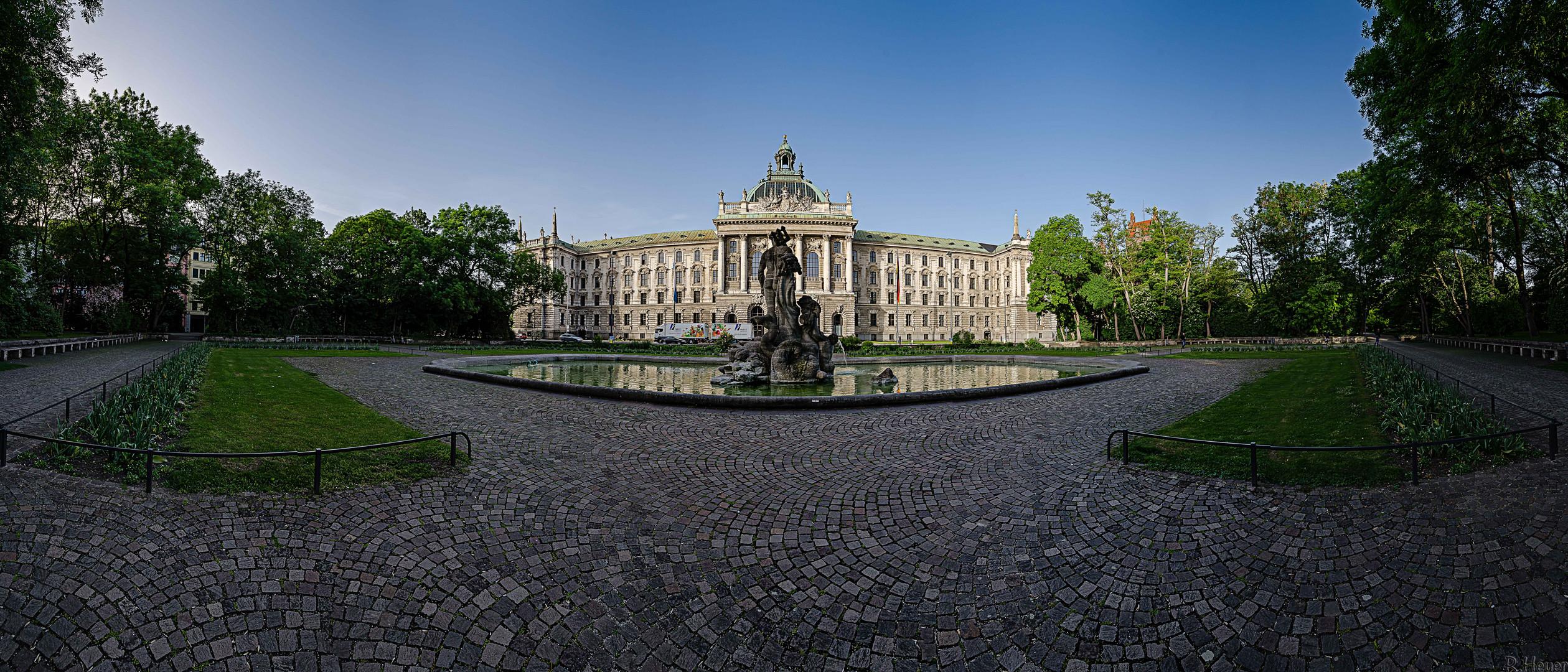 Bayerisches Staatsministerium der Justiz