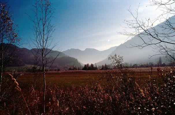 Bayern im Herbst