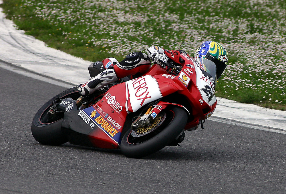 Bayliss a Misano...
