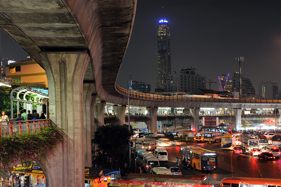 Bayoke Tower Bangkok
