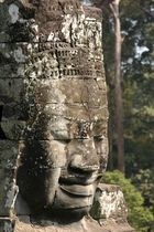 Bayon - Temple in Angkor Wat