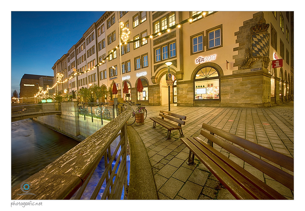 Bayreuth | Am Canale Grande IV