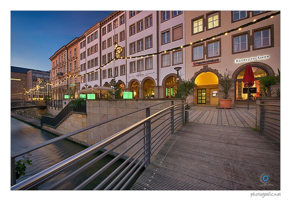 Bayreuth   Am Canale Grande V