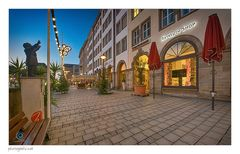 Bayreuth | Am Canale Grande VI