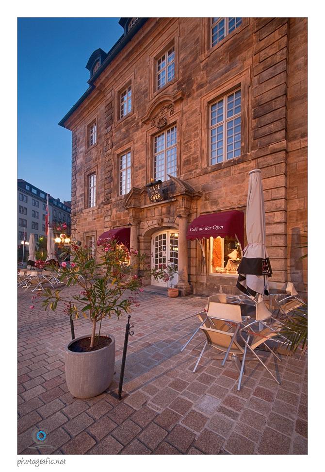 Bayreuth | Café an der Oper