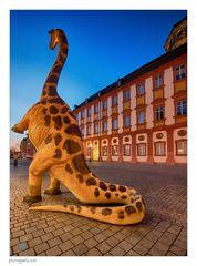Bayreuth | Der Dino II