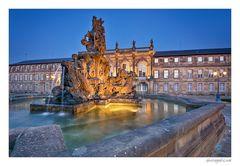 Bayreuth | Markgrafenbrunnen II