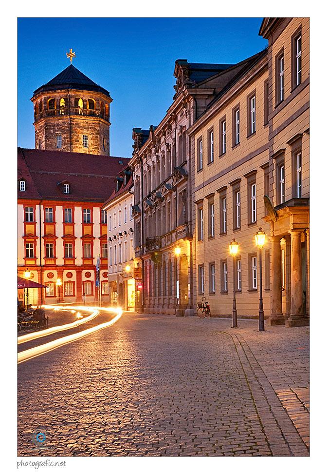 Bayreuth | Mit Blick auf den Schlossturm