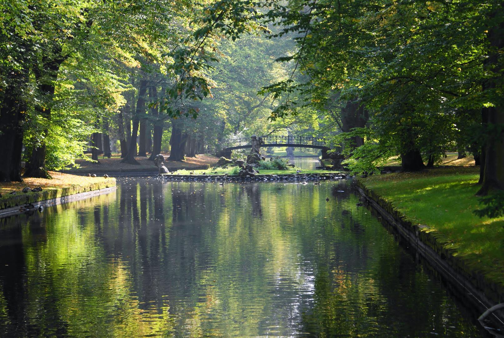 Bayreuth, Schloßgarten