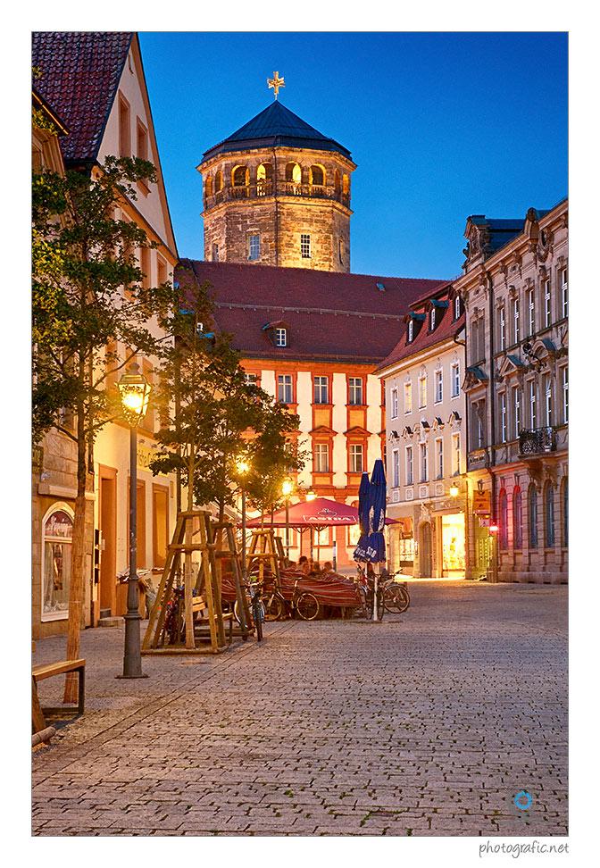 Bayreuth | Sommerabend in der Kanzleistrasse