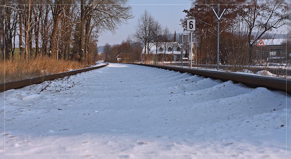 Bayreuth - Weidenberg - Bahnlinie