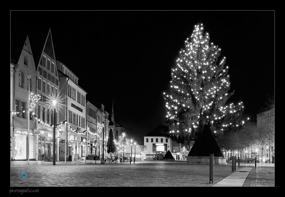 Bayreuth | Weihnachten (s/w)