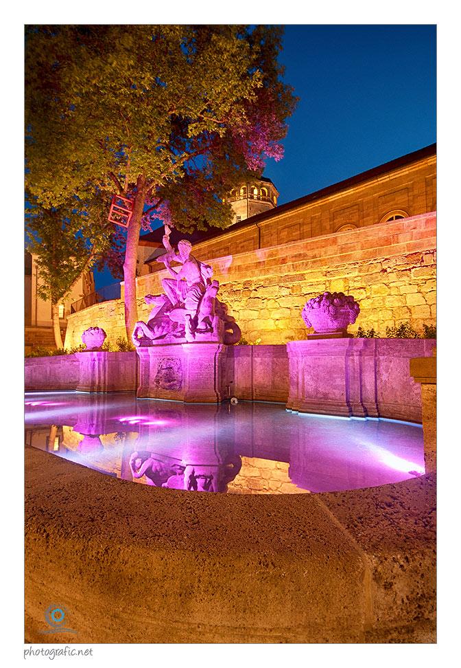Bayreuth | Wittelsbacher Brunnen II