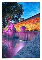 Bayreuth | Wittelsbacher Brunnen III