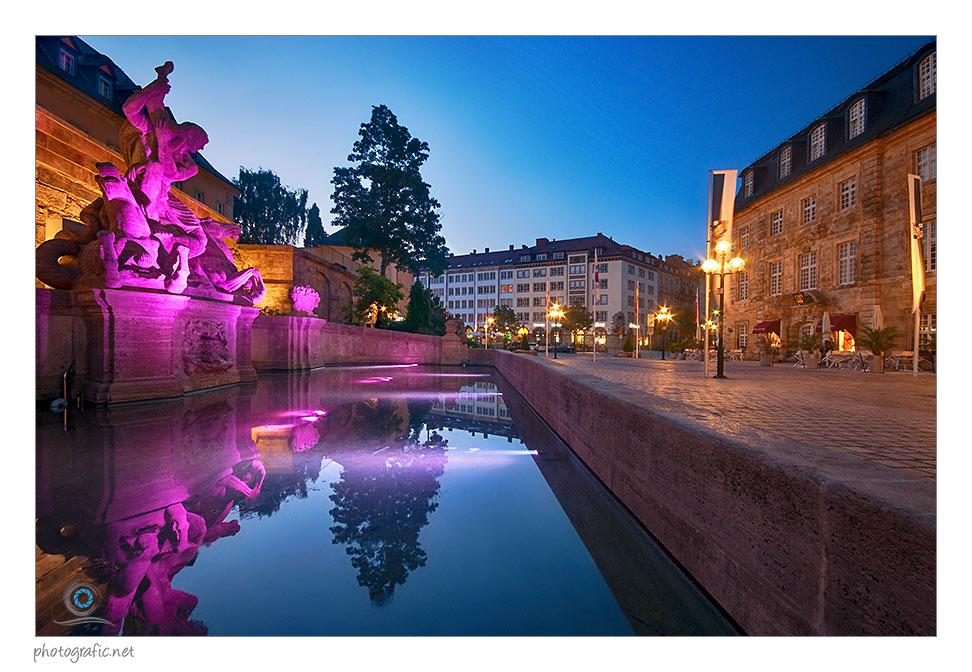 Bayreuth | Wittelsbacher Brunnen V