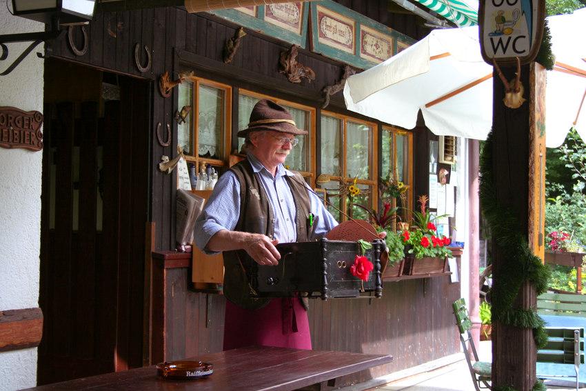 bayrische Gastlichkeit