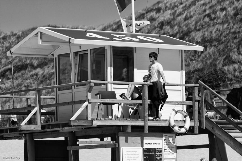 Baywatch auf Sylt