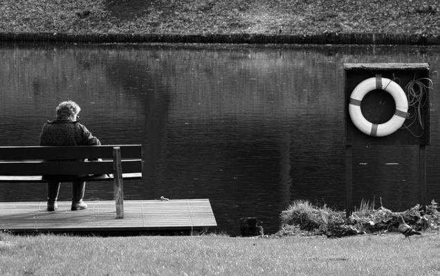 Baywatch im Gruga Park...