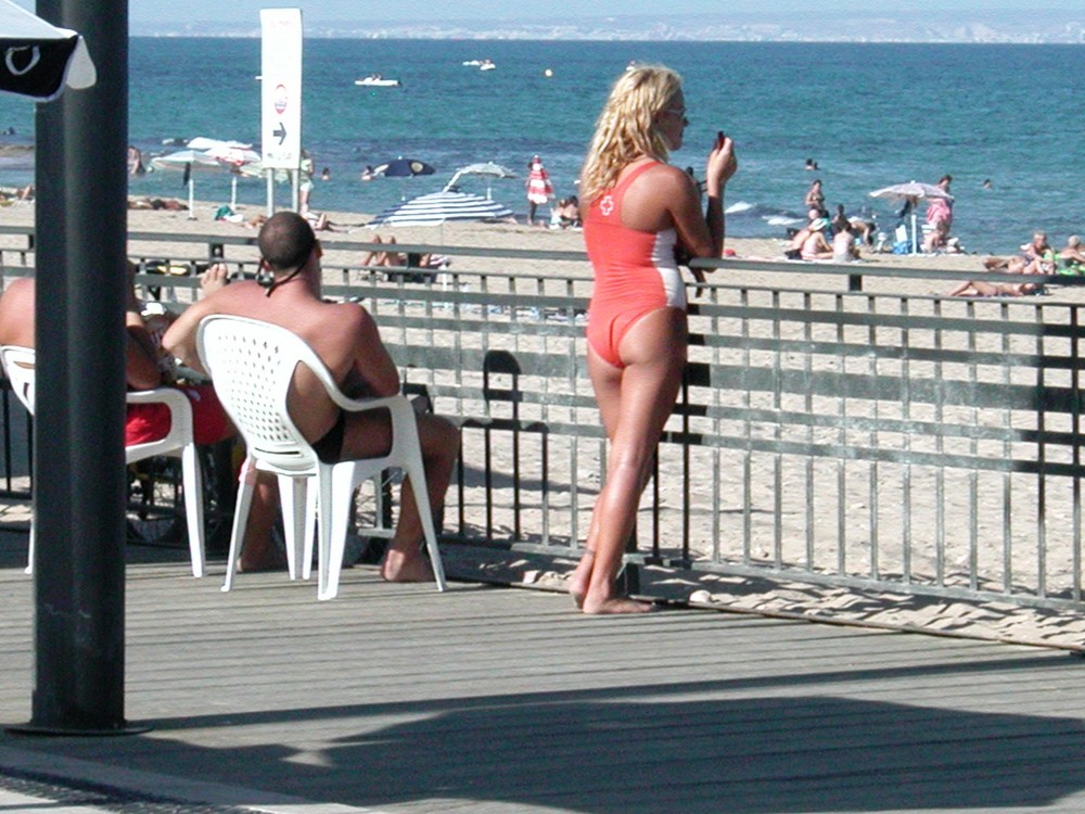 BayWatch - Please, rescue me!