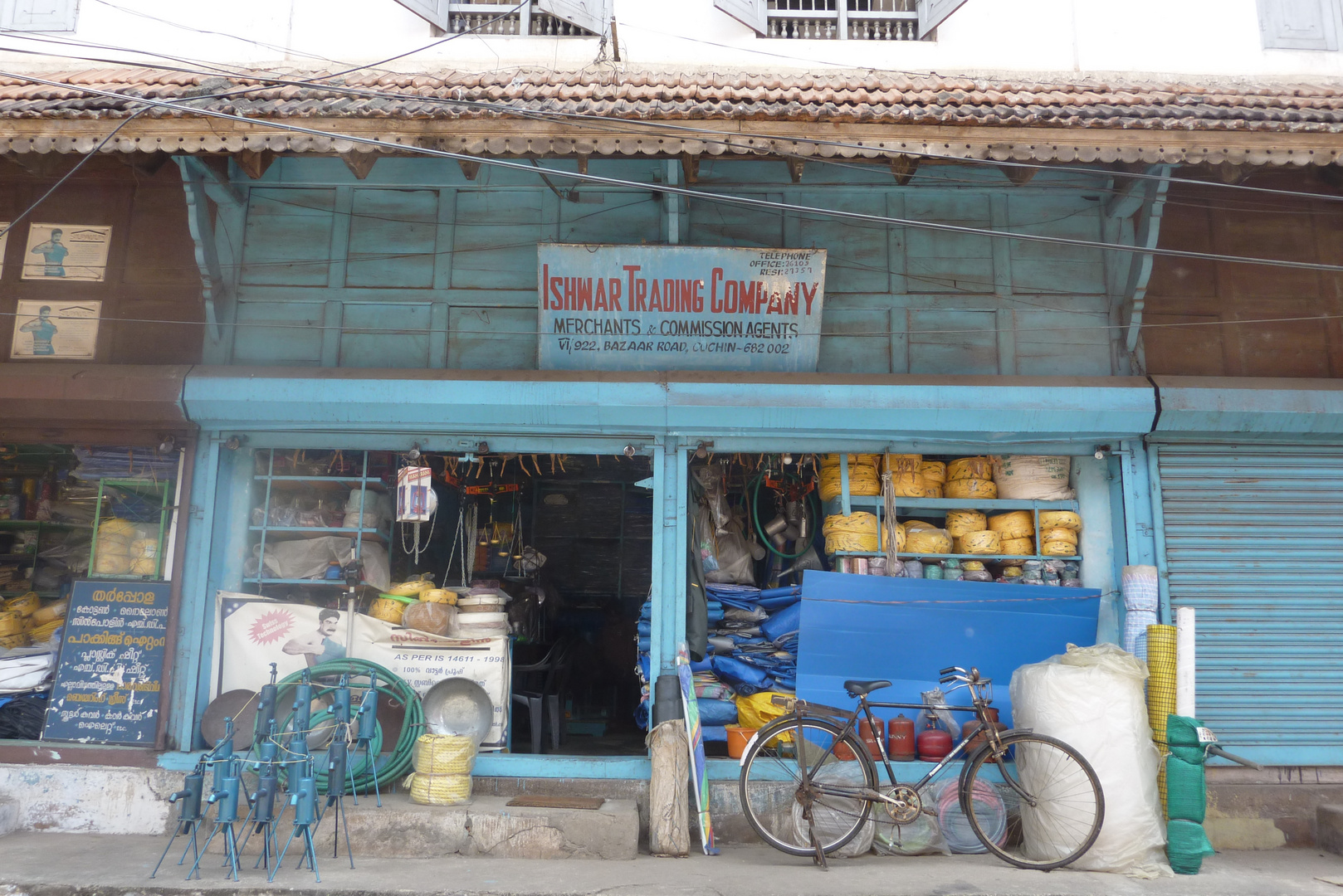 Bazar Road à Kochi