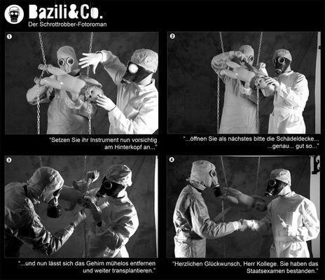 Bazilli & Co. (Teil 12)