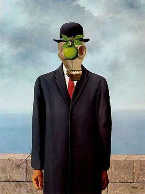 Bazilli & Co (Teil 19): Magritte macht's möglich