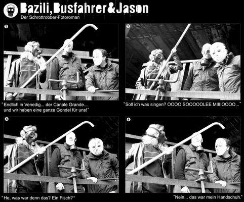 Bazilli & Co. (Teil 2)