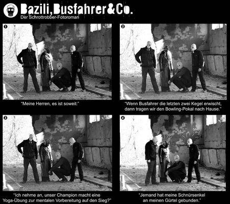 Bazilli & Co. (Teil 3)