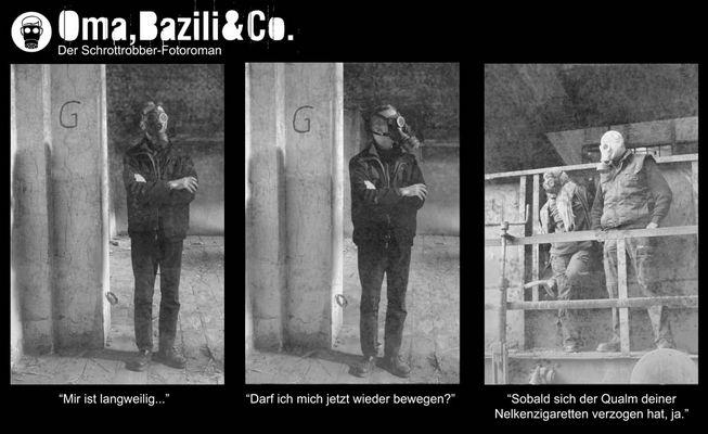 Bazilli & Co. (Teil 5)