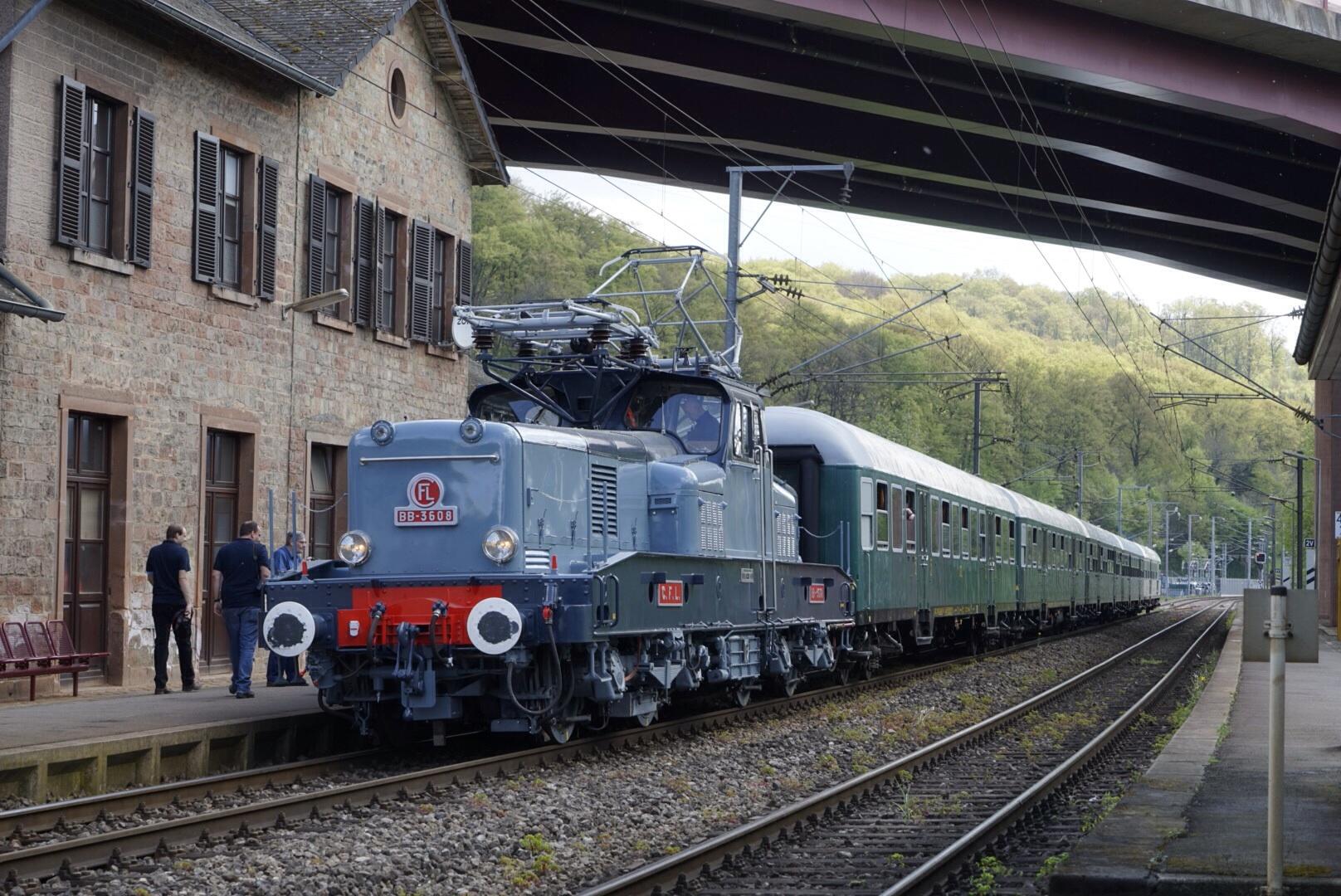 BB 3608 in Colmar-Berg