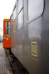 BB? Eindeutig ein Wagen der Bundesbahn