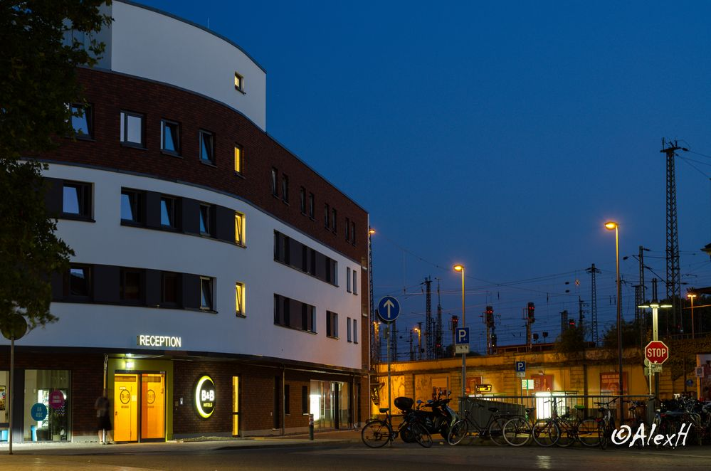 B&B Hotel Bahnhof Hamm