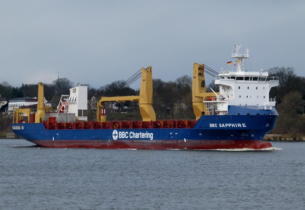 BBC Sapphire       General-Cargo-Ship