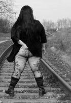 BBW Kathrin - im Gleis