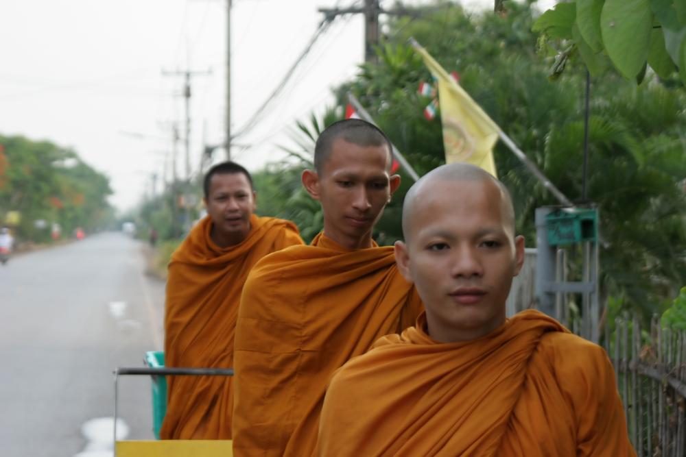 be a monk XXXXXVI