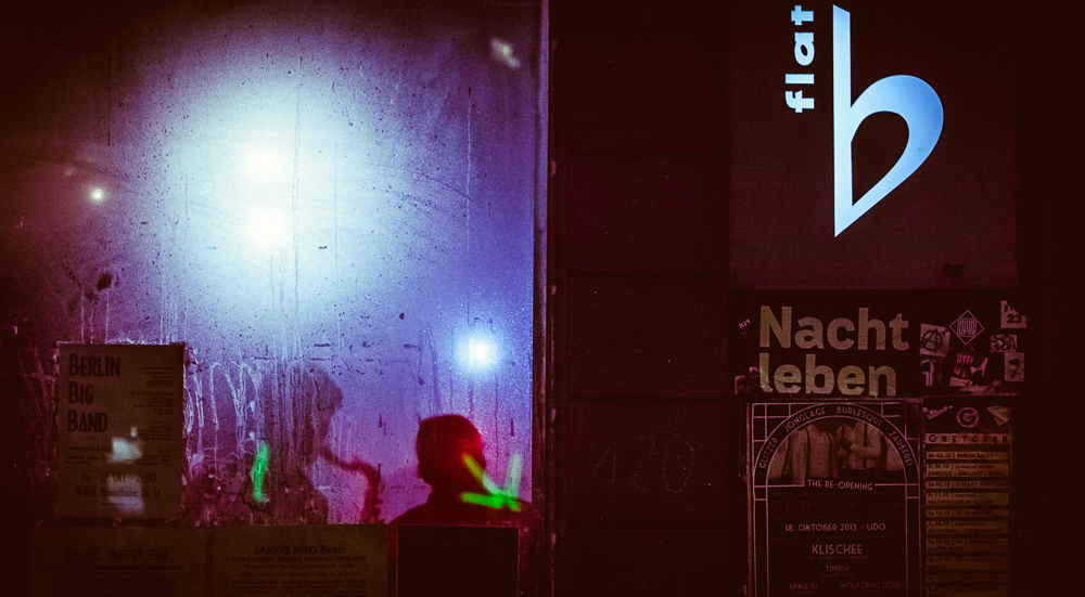 Be Berlin ...
