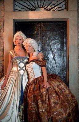 Bea und Betti alias Mozarts