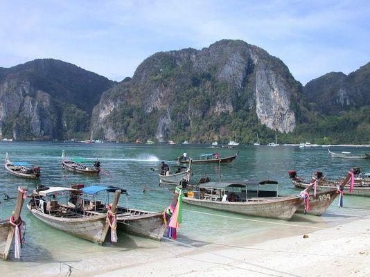 Beach Ao Nang / Krabi (Thailand)