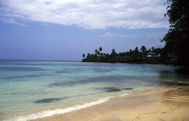 Beach bei Negril, Jamaica
