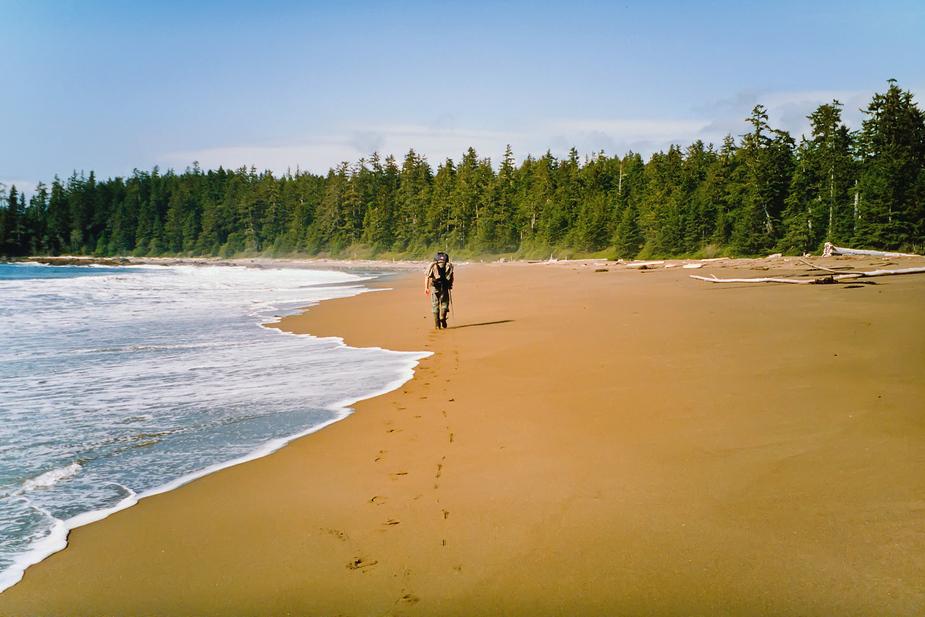 The North Coast Trail Vancouver Island