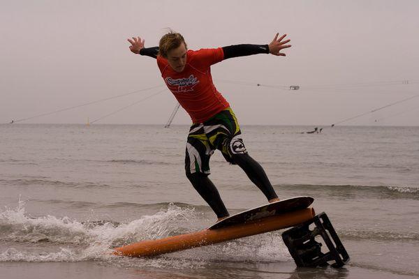 Beach Breakers Skimboard-Contest Scharbeutz 3