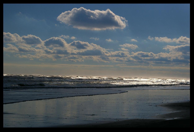Beach of Atlantic City