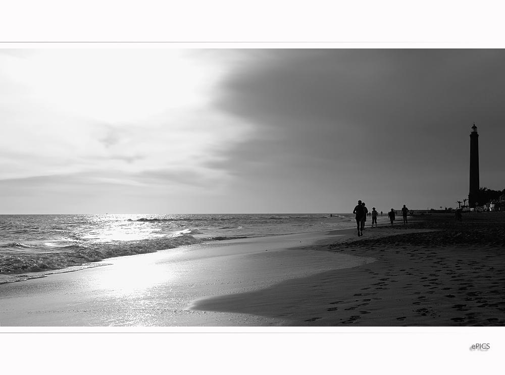 Beach of Maspalomas