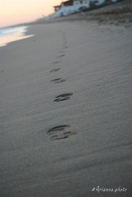 Beach photografy... JogGiN in solitudine...